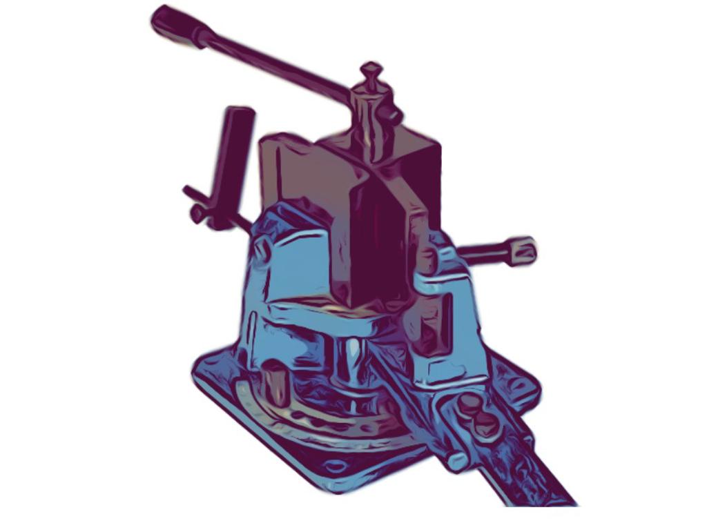 Pladesakse og bukkemaskiner