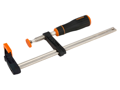 Bahco Skruetvinge Plast Håndtag Model 420SH