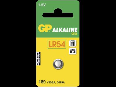GP Knapbatteri 189/LR54 1,5V