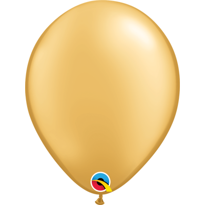 """GOLD BALLOON 11"""""""