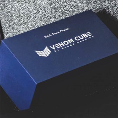THE VENOM CUBE - Henry Harrius