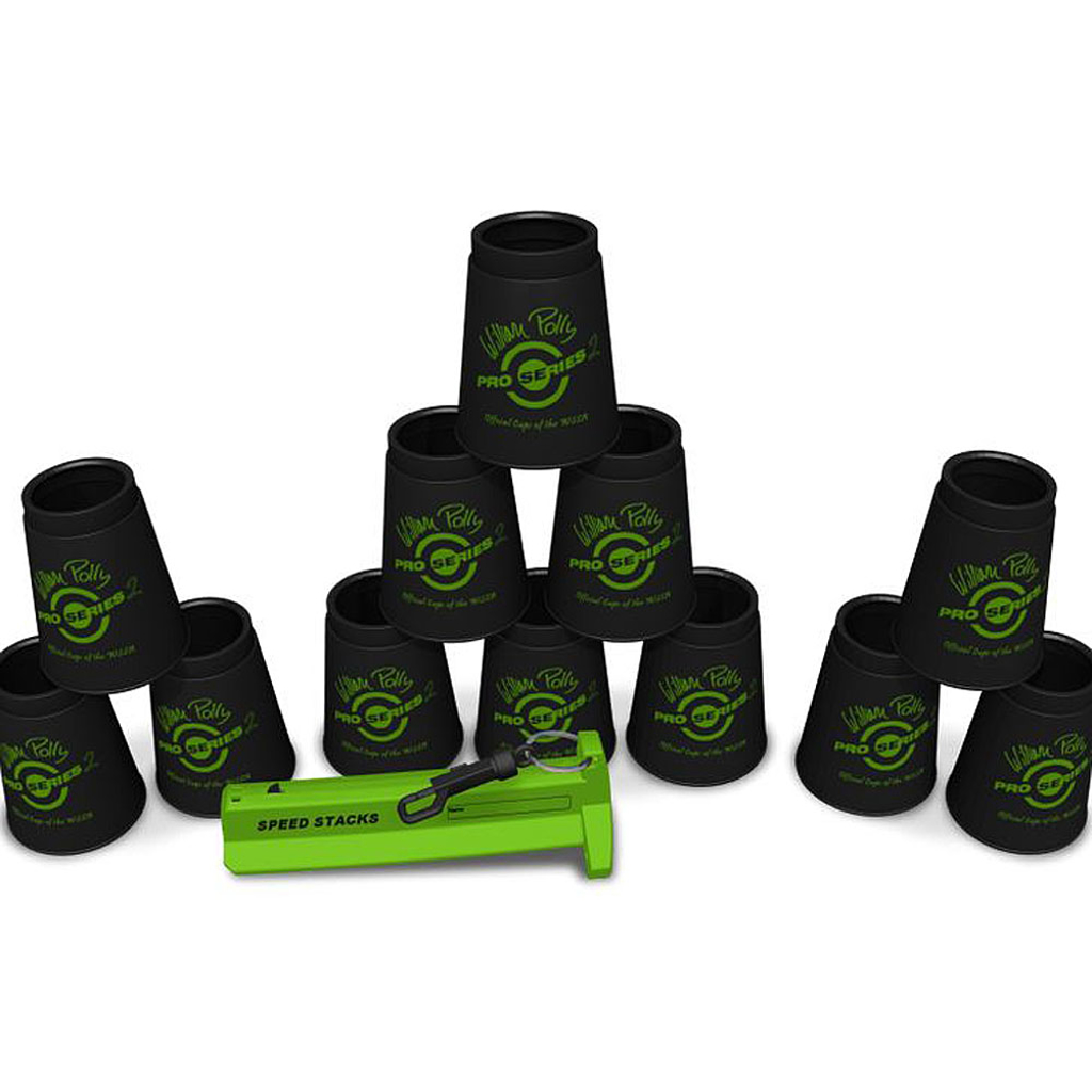 SPEEDSTACKS PRO BLACK