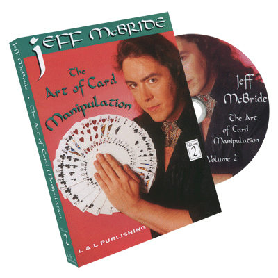 THE ART OF CARD MANIPULATION 2 - McBride