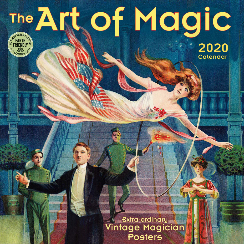 THE ART OF MAGIC 2020 CALENDER