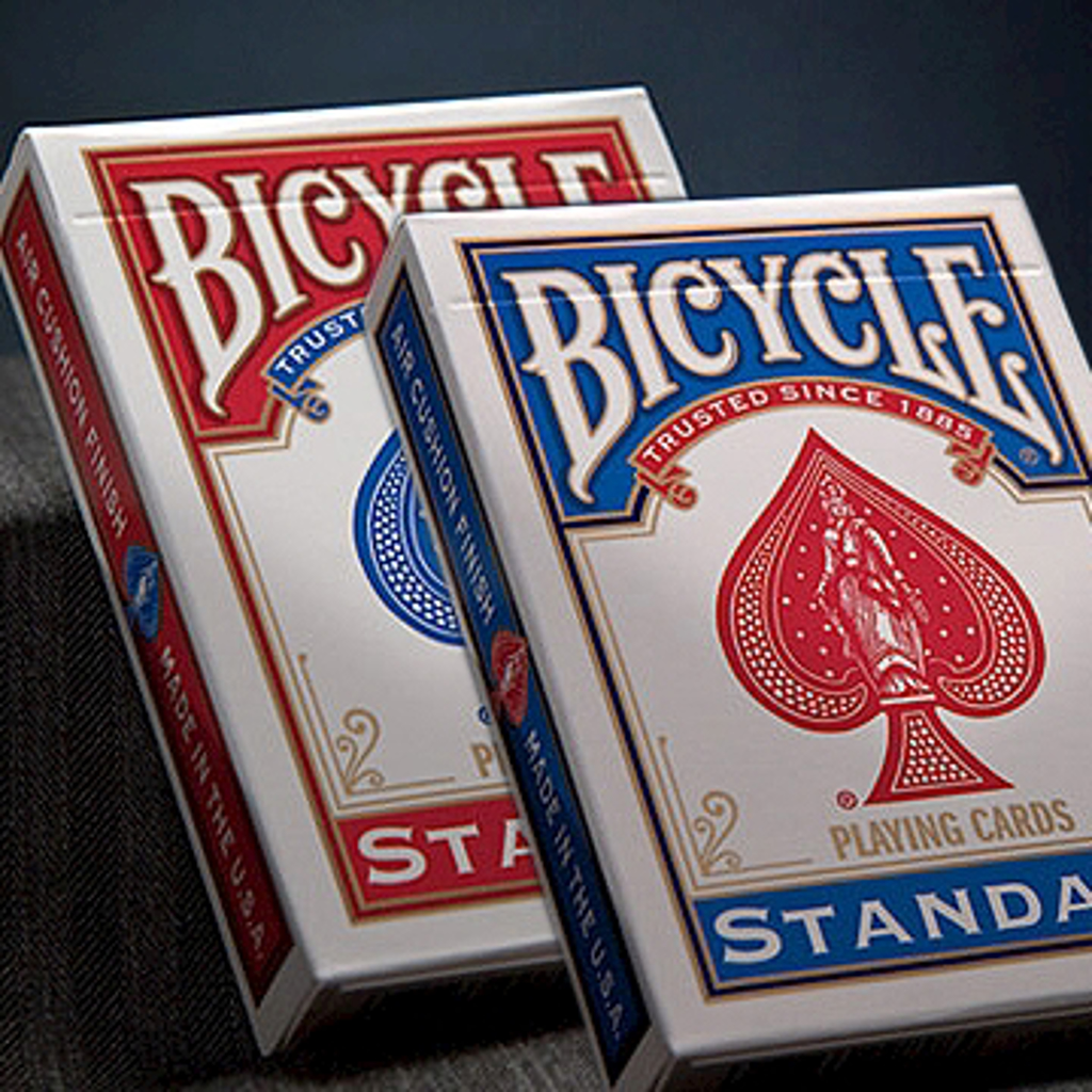 BICYCLE SPILLEKORT - Poker size