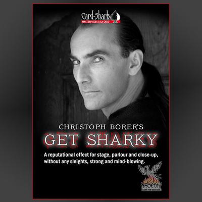 GET SHARKY - Christoph Borer