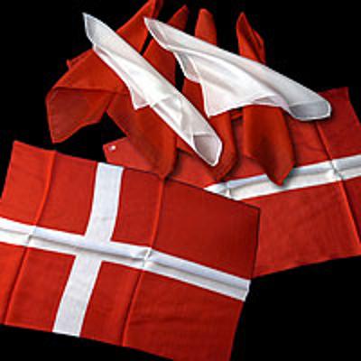 MIS-MADE FLAG SILKS