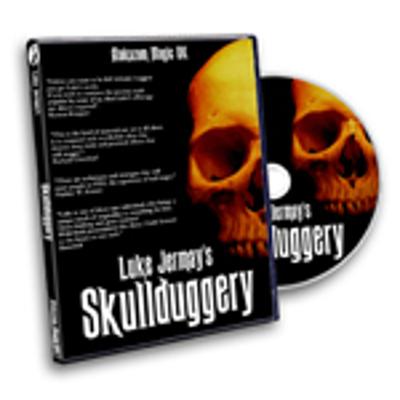 SKULLDUGGERY - Luke Jermay - DVD