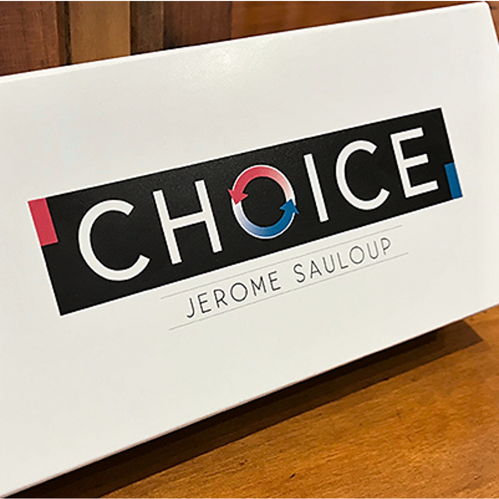 CHOICE - Jerome Sauloup