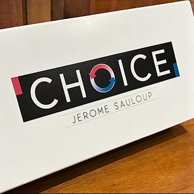 CHOICE - Jerome Sauloup