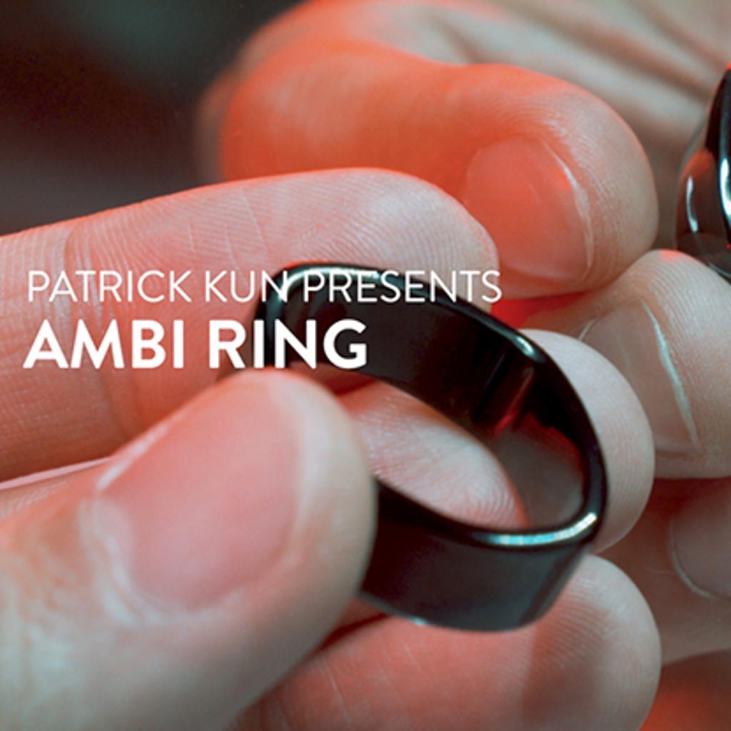 AMBI RING - Patrick Kun