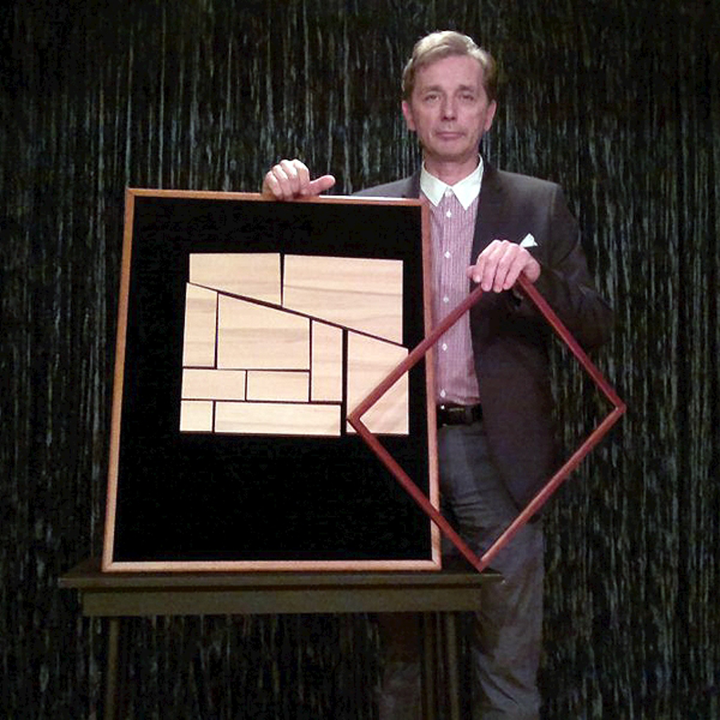 GIANT PUZZLE ILLUSION