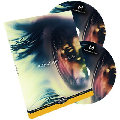 INDUCTION (2 DVD SET) - Spidey