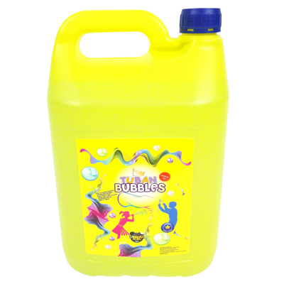 TUBAN SOAP BUBBLE LIQUID - 5 liter