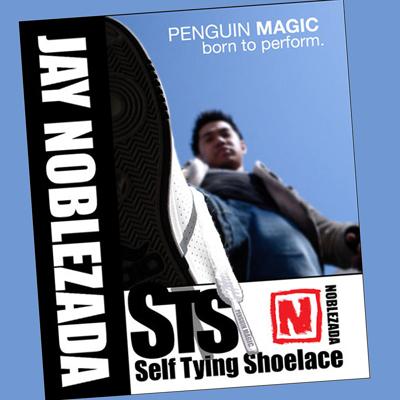 SELF TYING SHOELACE - Jay Noblezada