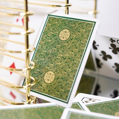 VISA PLAYING CARDS - Patrick Kun & Alex Pandrea