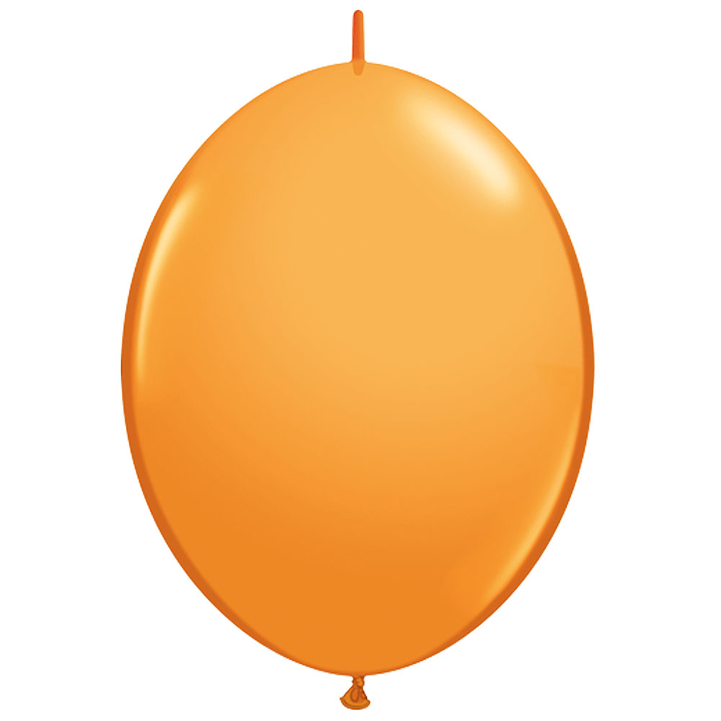 "QUALATEX QUICK LINK BALLOONS 6"" - 50 stk"