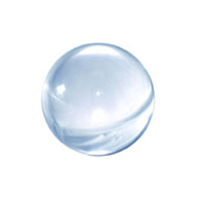 ACRYL BALL 76 mm. clear