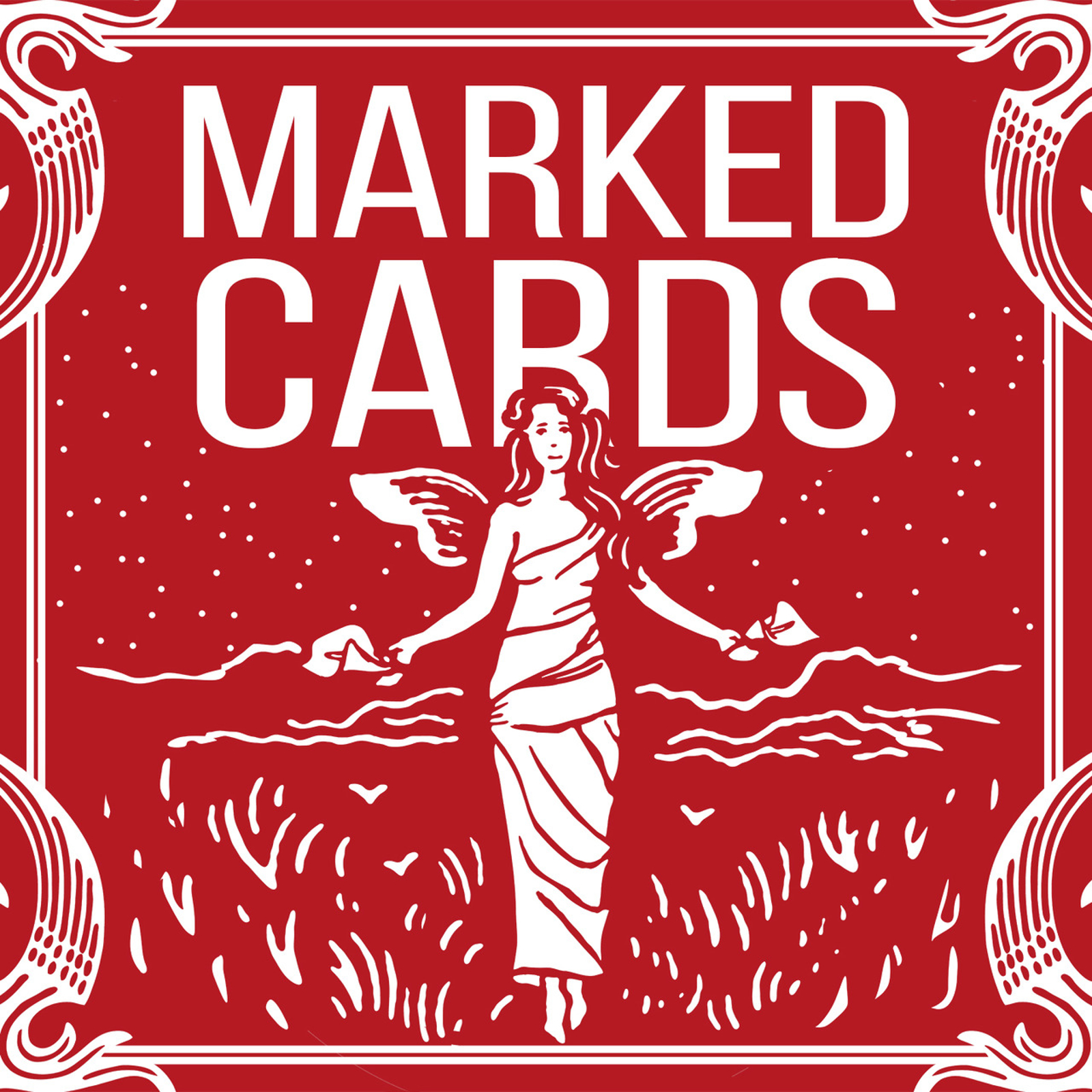 MAIDEN MARKED CARDS - Pegani