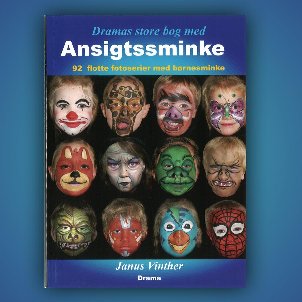 ANSIGTSSMINKE - Janus Vinther