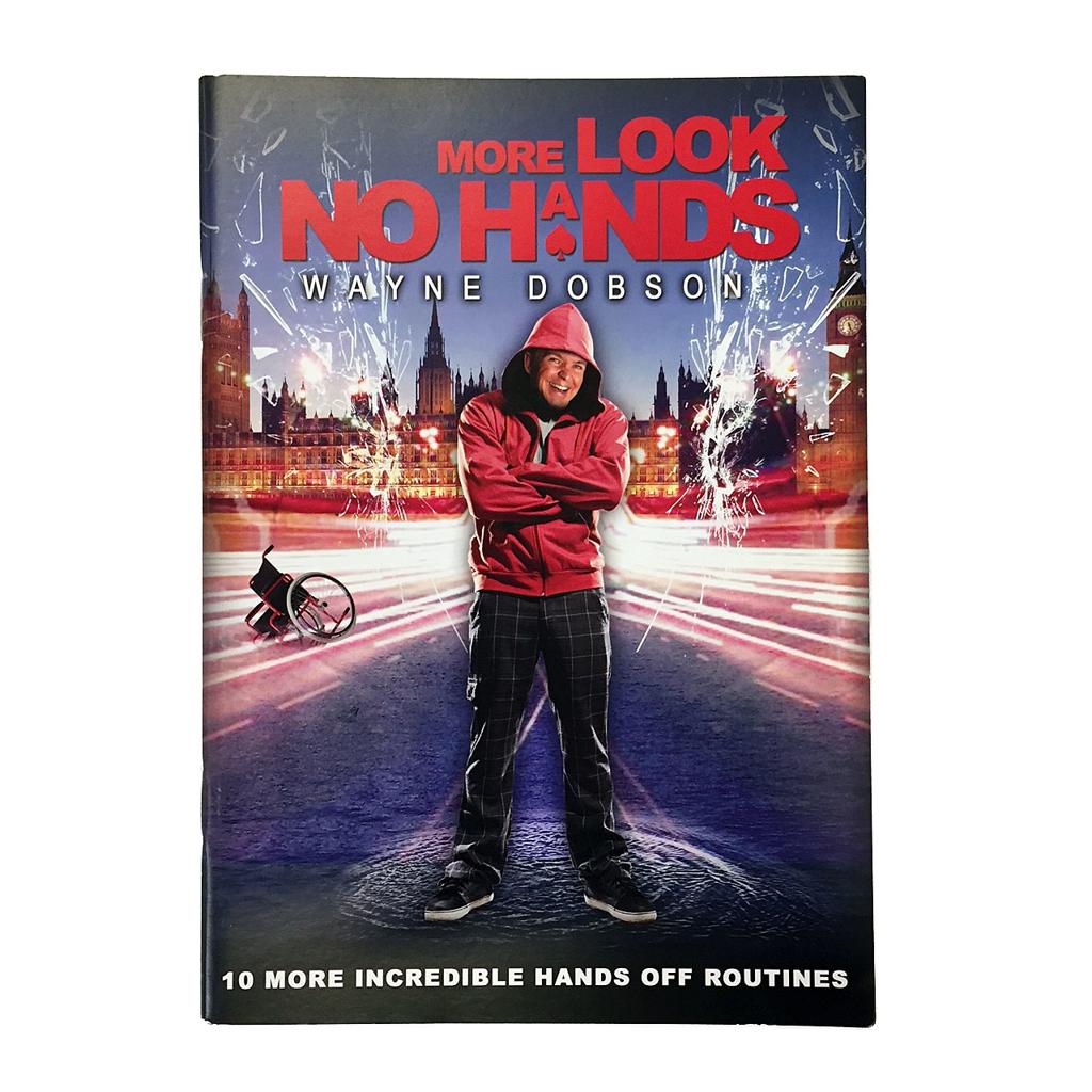 MORE LOOK NO HANDS - Wayne Dobson