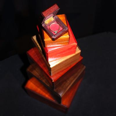 NEST OF BOXES - fra Arsene Lupin