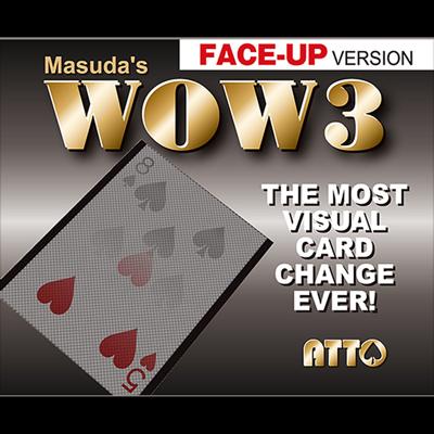 WOW 3 (face-up) Katsuya Masuda