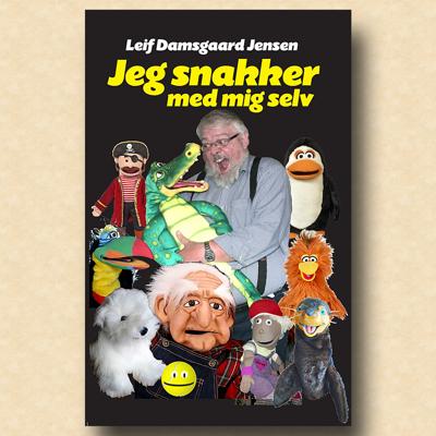JEG SNAKKER MED MIG SELV - Leif Damsgaard