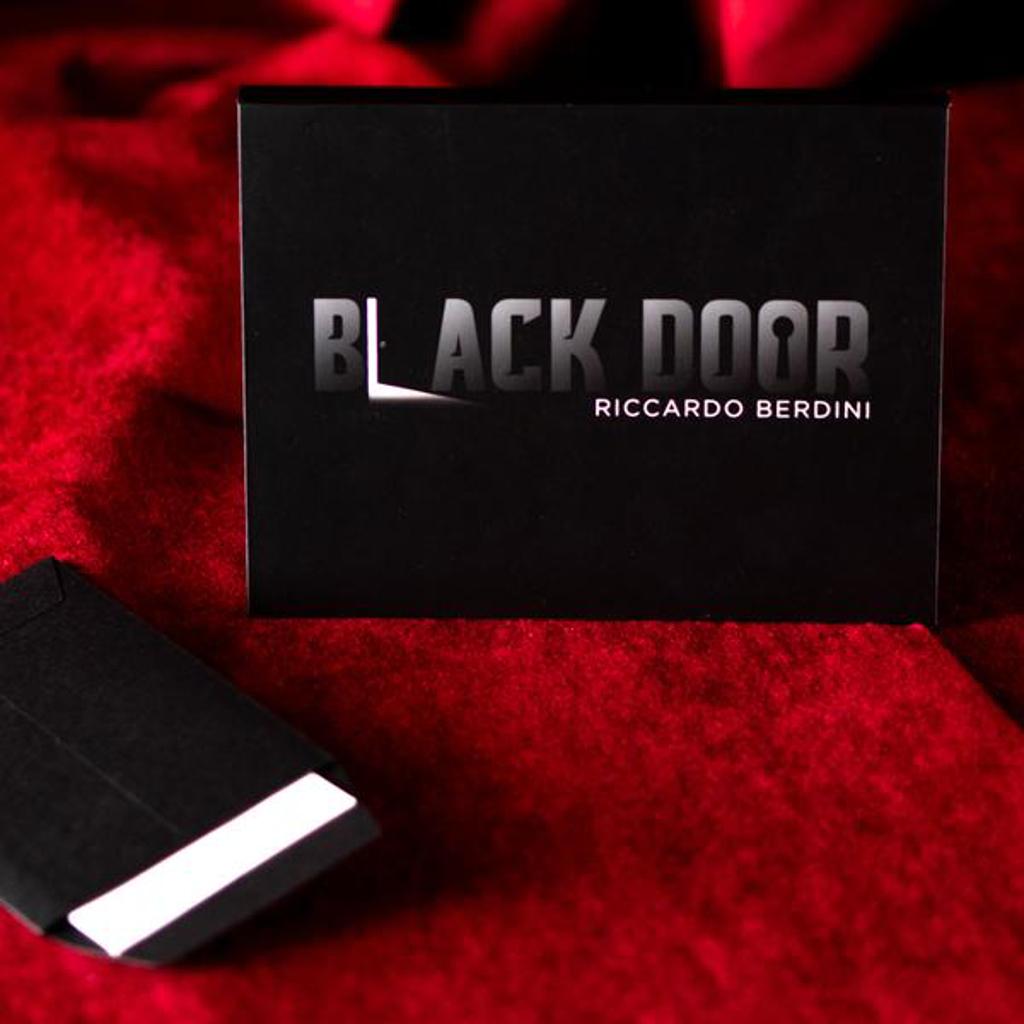 BLACK DOOR - Riccardo Berdini