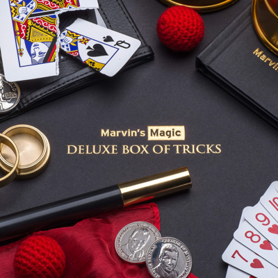 MARVIN'S DELUXE BOX OF TRICKS