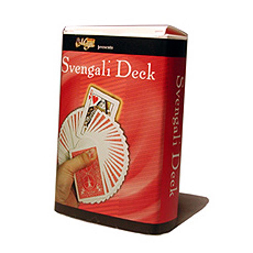 SVENGALI DECK - Bicycle poker size