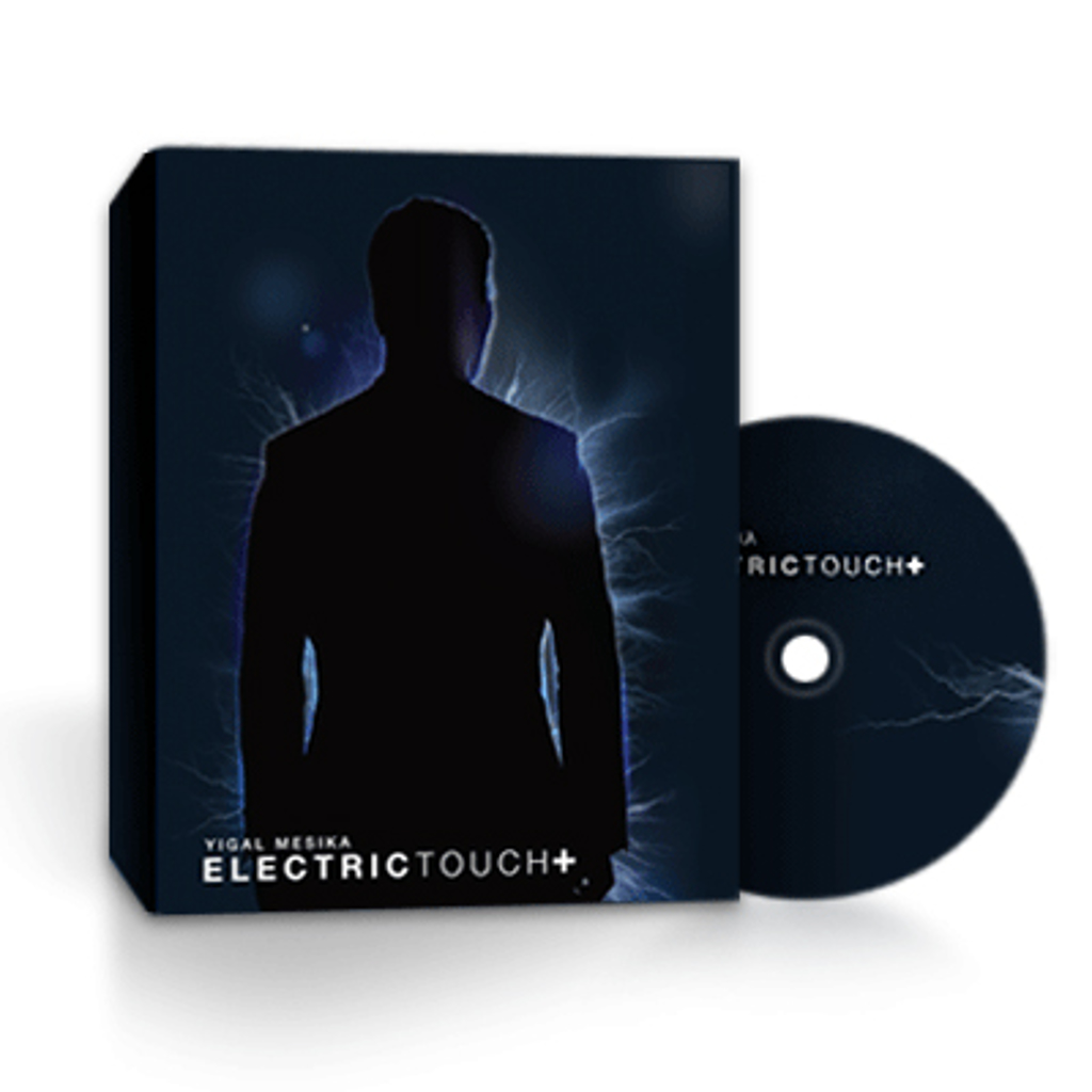 ELECTRIC TOUCH + - Yigal Mesika