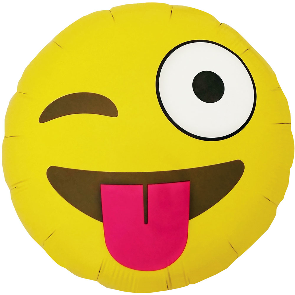 BLINKE EMOJI BALLON