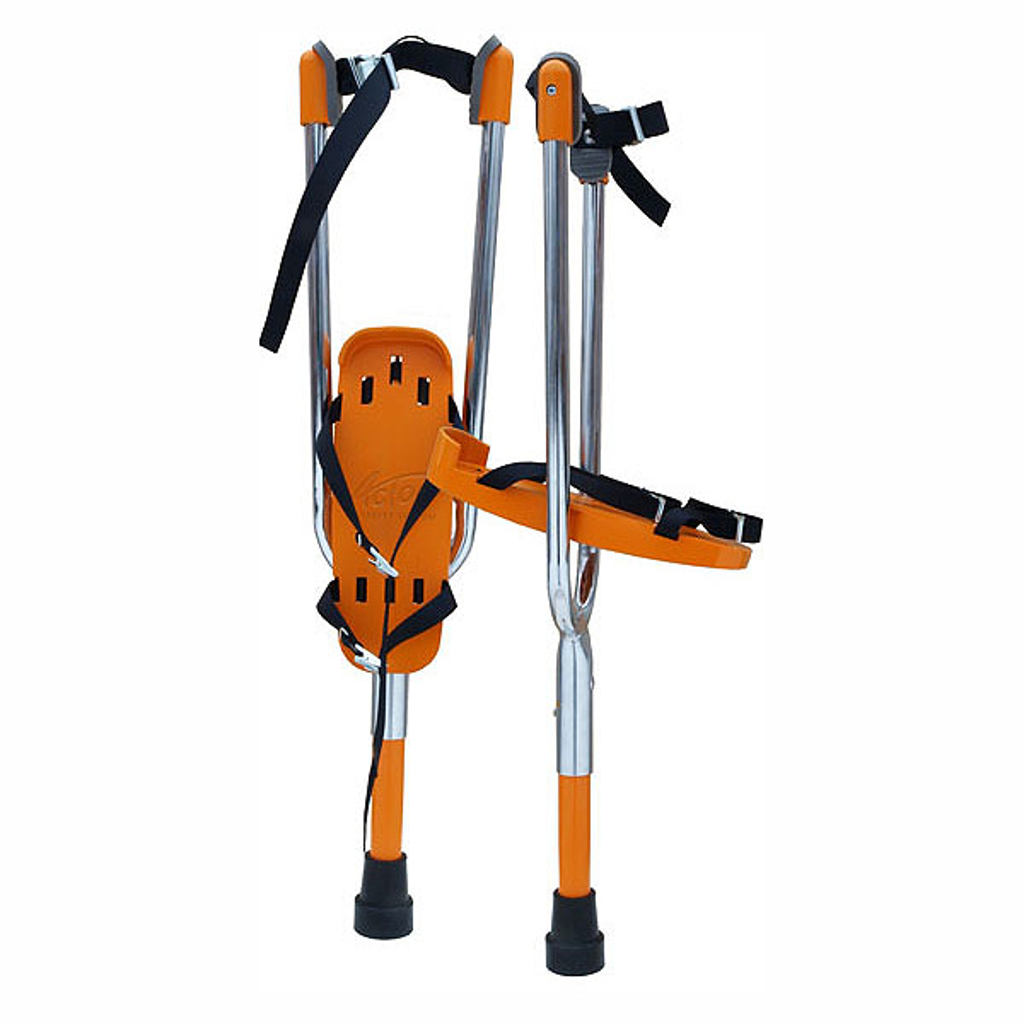 ORANGE ACTOY STILTS - teenager