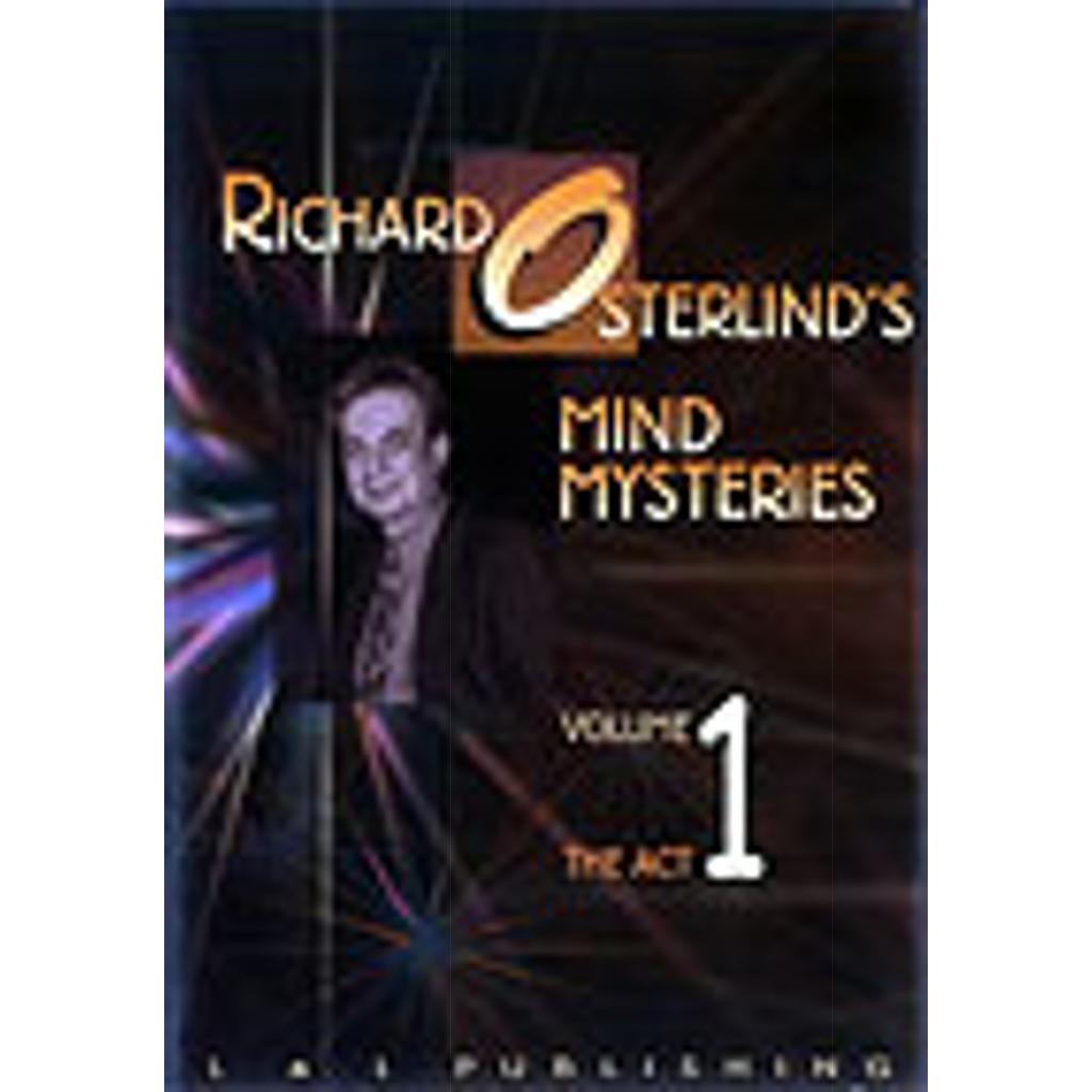 MIND MYSTERIES 1 - Richard Osterlind