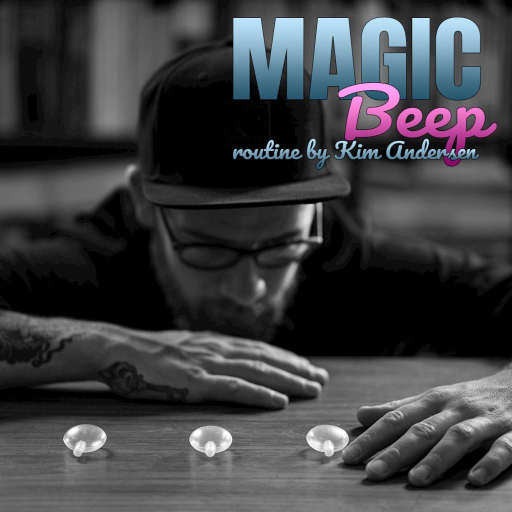 MAGIC BEEP - Kim Andersen