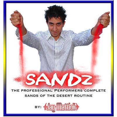 SANDZ - Jay Mattioli