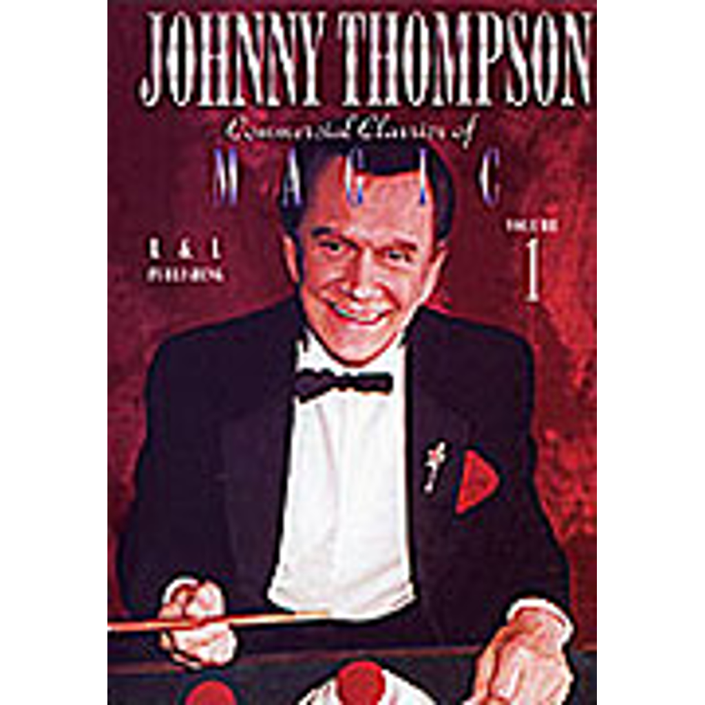 COMMERCIAL CLASSICS 1 - Johnny Thompson