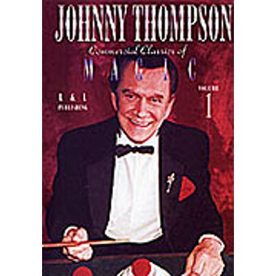 COMMERCIAL CLASSICS 1 - Johnny Thompson
