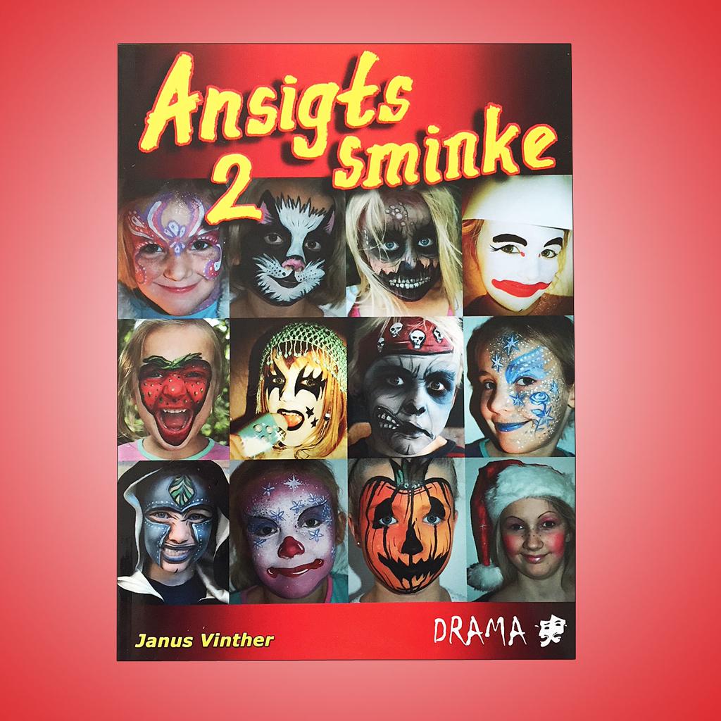 ANSIGTSSMINKE 2 - Janus Vinther