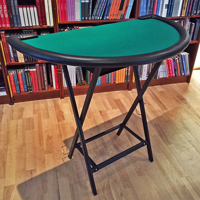 THE CASINO TABLE