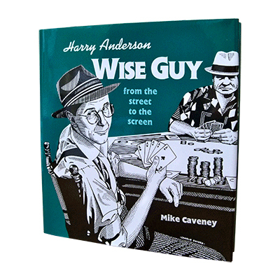 WISE GUY - Harry Anderson