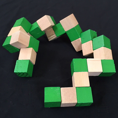 CHINESE CUBE PUZZLE