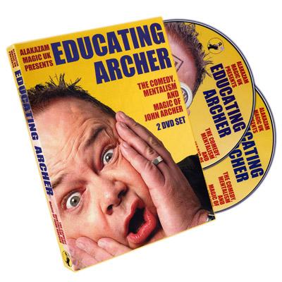 EDUCATING ARCHER - John Archer