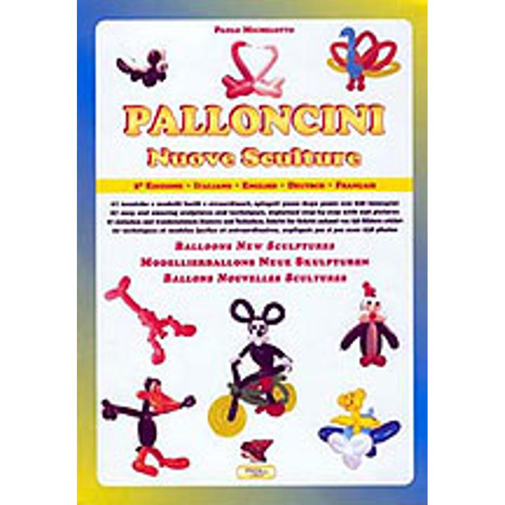 NEW SCULPTURES BALLOON BOOK