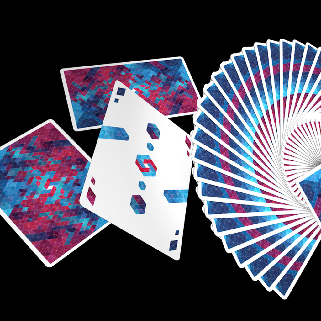 TOUCH ORIGIN PLAYING CARDS