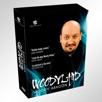 WOODYLAND - Woody Aragón