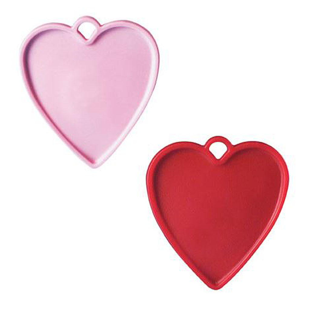 BALLON WEIGHT HEART - 8 gram