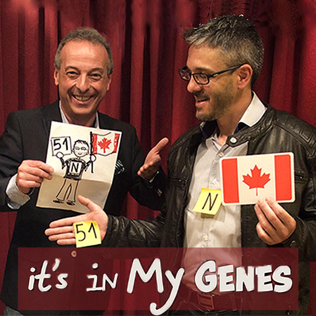 IT'S IN MY GENES - Michel