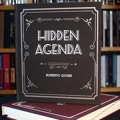 HIDDEN AGENDA - Roberto Giobbi